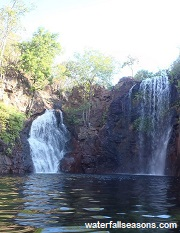 Waterfall Seasons of the Northern Territory - The Waterfall Guide