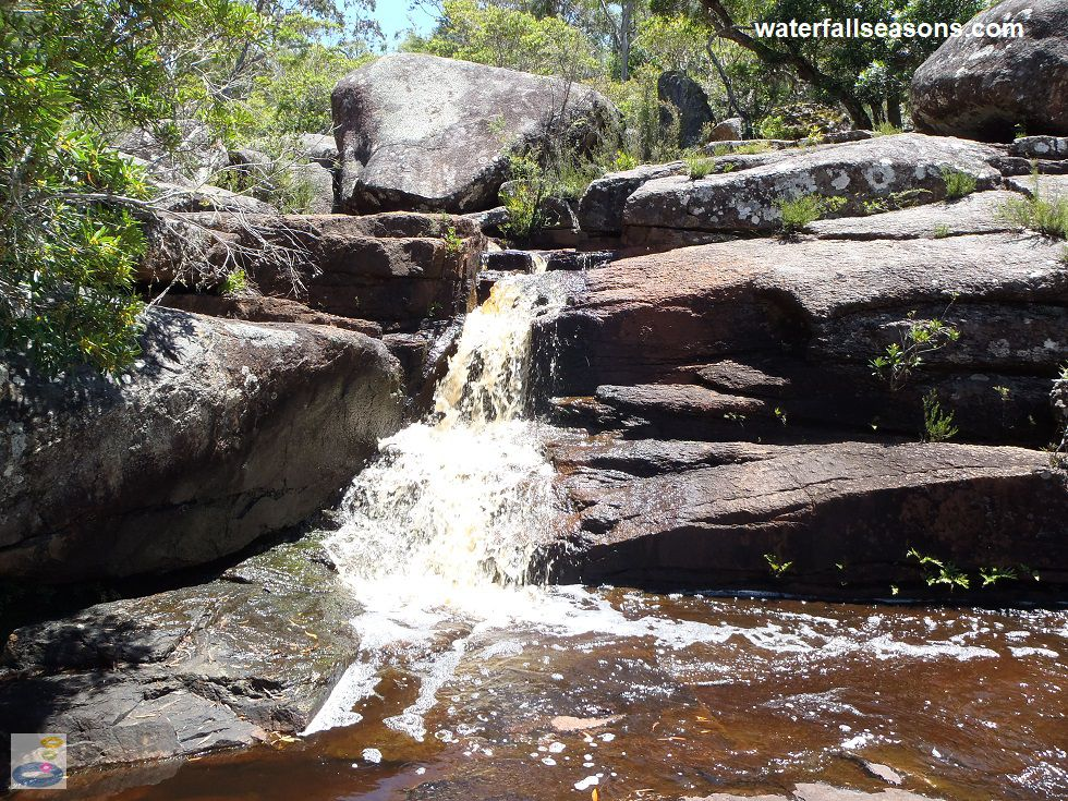 Genoa Falls on Genoa Creek off the Princes Hwy