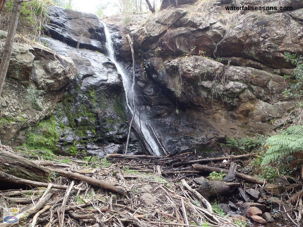 Stanley Park Falls in Macedon