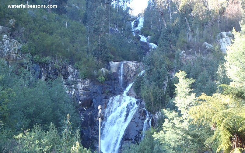 Steavenson Falls in Marysville